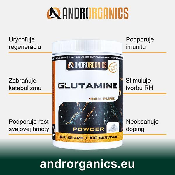 Glutamin 500 g