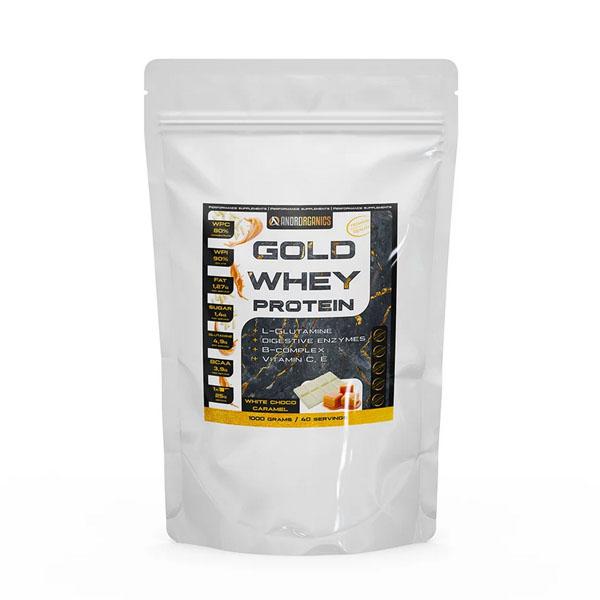 GOLD WHEY PROTEIN 1000 g