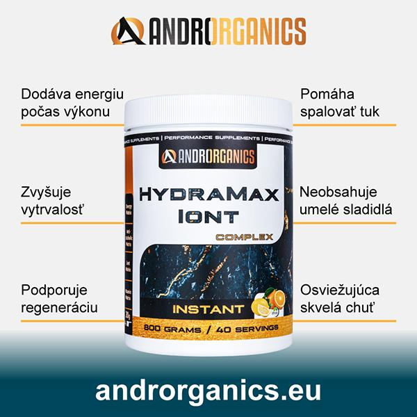 HydraMax Iont 800 g