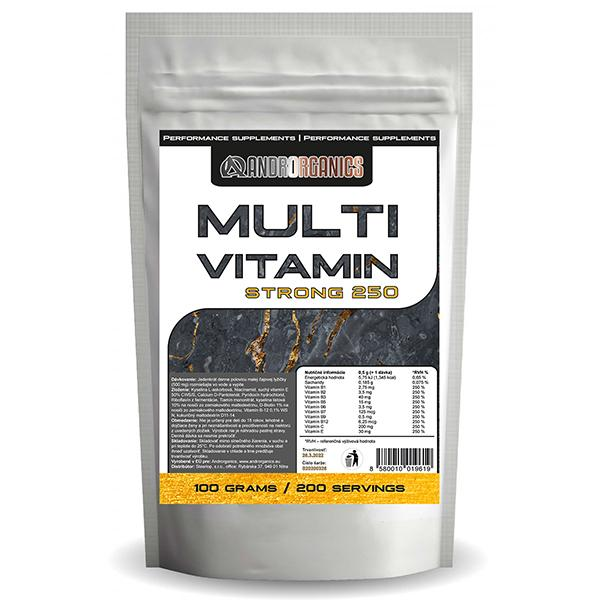 Multi Vitamin Strong 250 - 100g