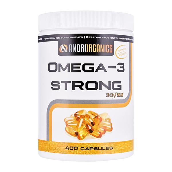 Omega-3 Strong 400 kapsúl