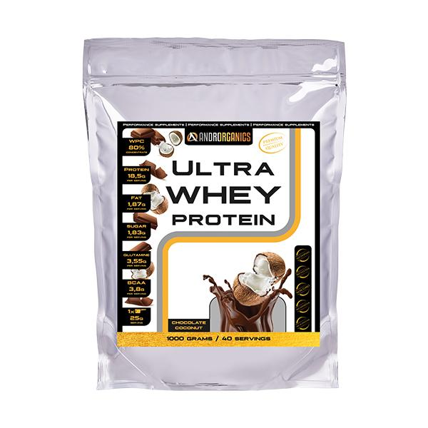Ultra Whey Protein 1000 g